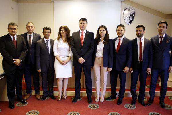 Avukat Ali Çelik baro başkan adayı