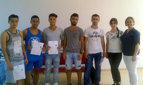 Yabancı öğrencilerin tercihi Akdeniz Üniversitesi