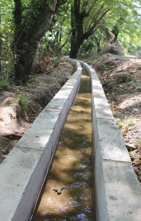 Gazipaşa'da su artık boşa akmayacak