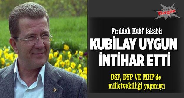 Kubilay Uygun intihar etti