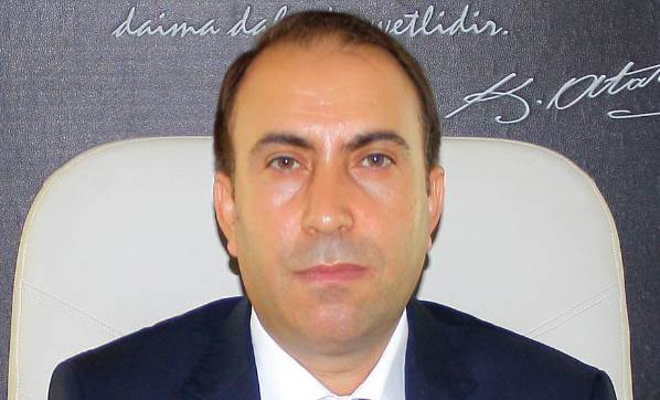 Serik Kaymakamı Altan gözaltına alındı