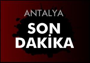 Antalya'da gözaltına alınan gazeteciler