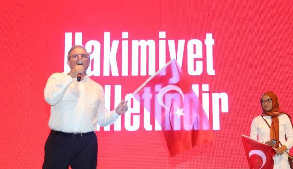 Vali Karaloğlu: 100 yılda yapılabilecek değişim 2 haftada yapıldı