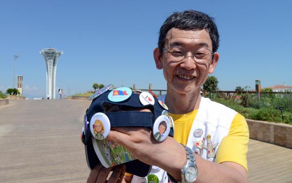 Japonya Expo 2016'yı tanıttı