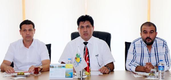 Kemer Belediyesi ağustos meclisi yapıldı