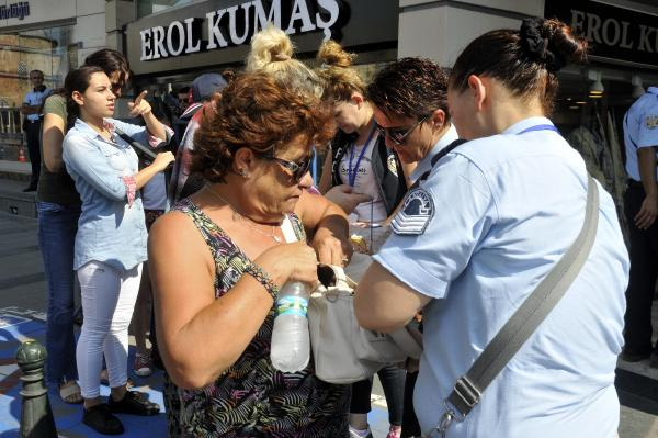 Antalya'da demokrasi nöbeti önlemleri
