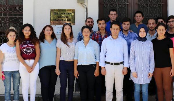 Büyükşehir'den gençlere 'Avrupa' fırsatı