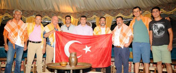 Yörük Türkmen Boyları genel kurula gitti