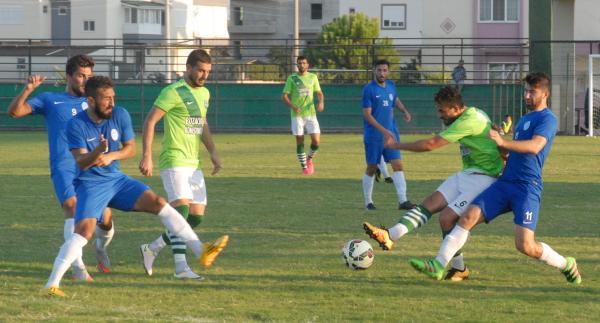 Serik Belediyespor, Kemerspor 2003'ü mağlup etti