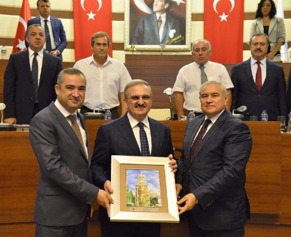 Başkan Çetin: Yeni FETÖ rantçıları türedi