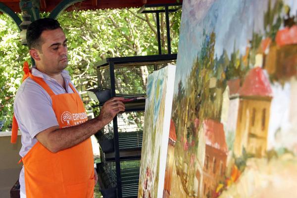 İbradı ARTOROS Turizm Kültür Sanat Çalıştayı başlıyor