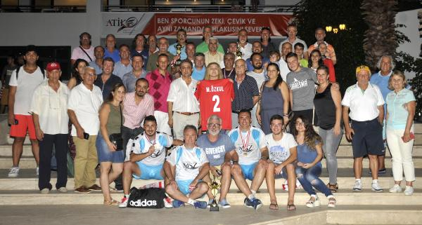 'Laz Mehmet' anısına turnuva