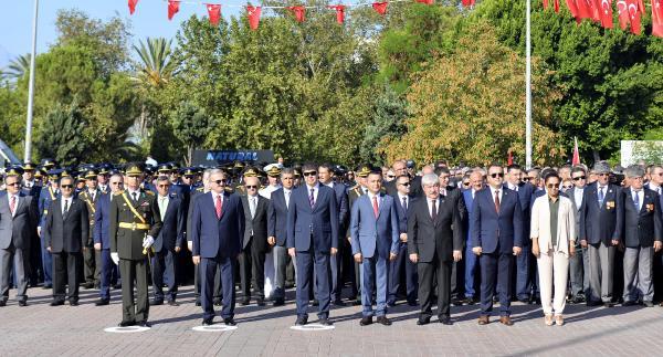 Başkan Türel: Zafer Bayramı'nı buruk kutluyoruz