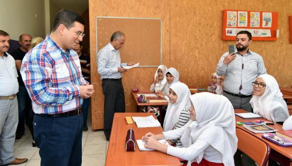 Kepez'de çocuklara özel yaz kursu