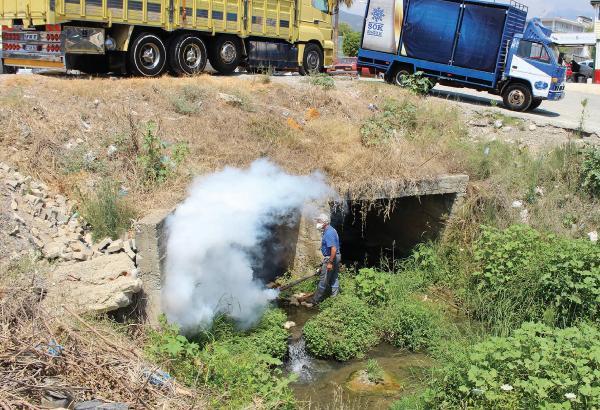 Gazipaşa'da uçkunla mücadele hız kesmiyor