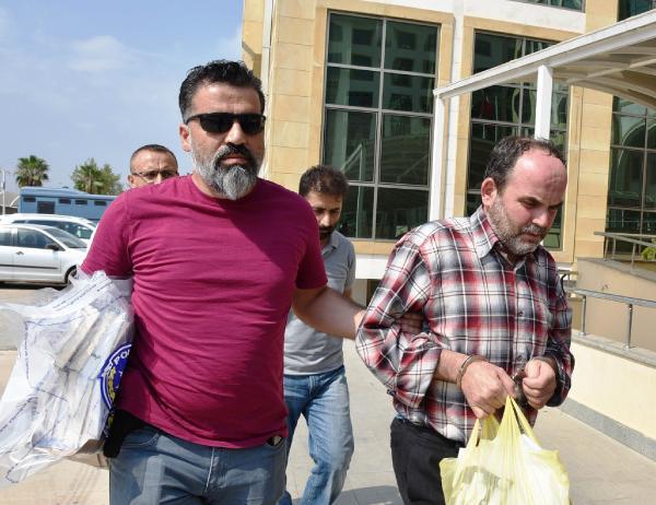 FETÖ'den gözaltına alınan şüpheliler adliyeye sevk edildi
