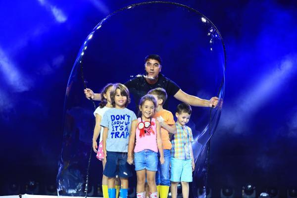 'Bubble Concerto' Expo 2016'da