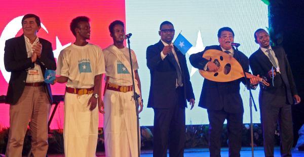 EXPO 2016'da Somali Milli Günü kutlandı