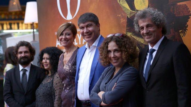 53. Uluslararası Antalya Film Festivali'ne Görkemli Bir Başlangıç