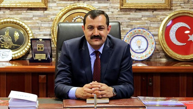 AK Parti Kaş İlçe Danışma Meclis Toplantısı
