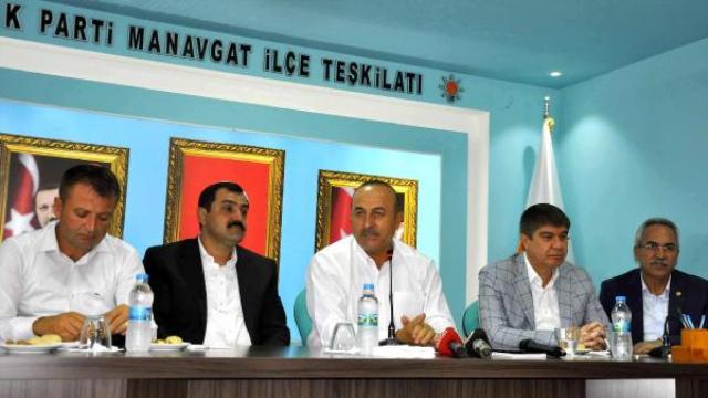 Bakan Çavuşoğlu: Beklentimiz Bu Hain Fetö'nün Bir An Önce Tutuklanması