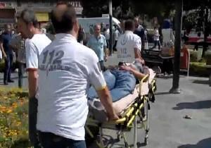 Antalyalı genç AVM'de intihar etti