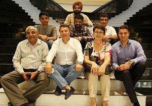 Hint düğün operatörleri Antalya tanıtım gezisinde