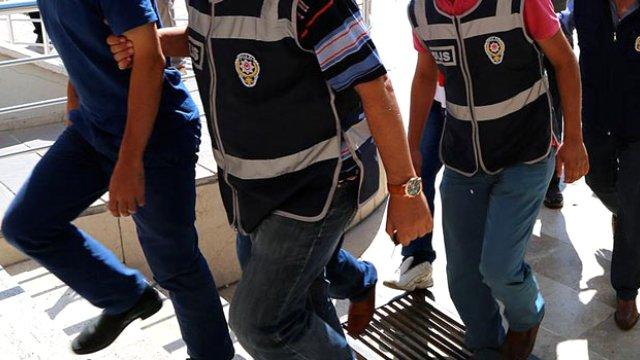 Antalya'da Belediyelere Fetö Operasyonu: 60 Gözaltı
