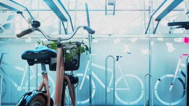 """Pedal Dostları"""" İçin Bisiklet Oteli Açtılar"""