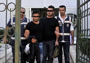 Silahlı gaspçılar iki gün sonra yakalandı