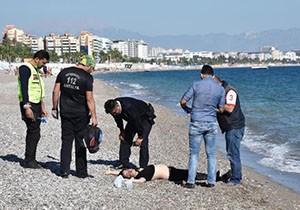 Denizde cesedi bulunan kadının kimliği belirlendi