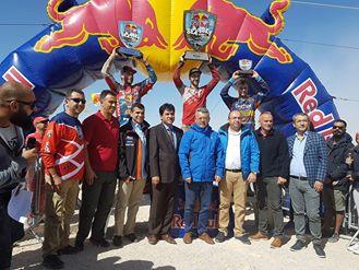 Red Bull Sea To Sky'ın Kazananı Lars Enöckl Oldu