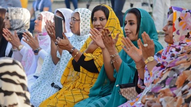Afrika Ülkesi Moritanya'nın Milli Günü Expo'da Kutlandı