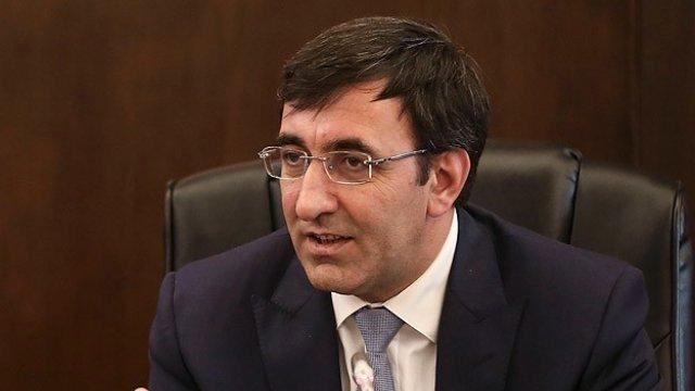 AK Parti Genel Başkan Yardımcısı Yılmaz, Antalya'da Açıklaması