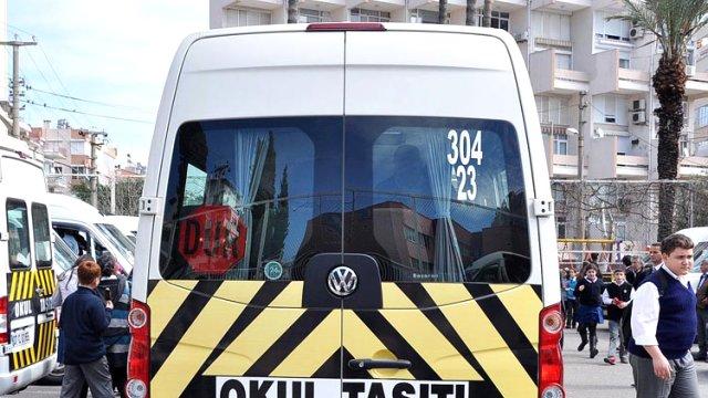 """Antalya'daki Servis Araçları """"C"""" Plakalı Olacak"""