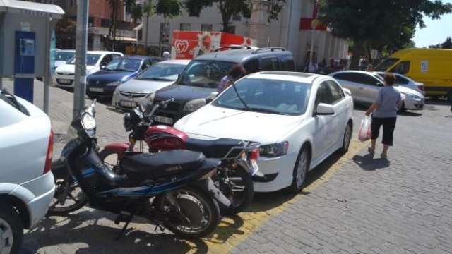 Antalya Emniyetinden Motosiklet Uyarısı
