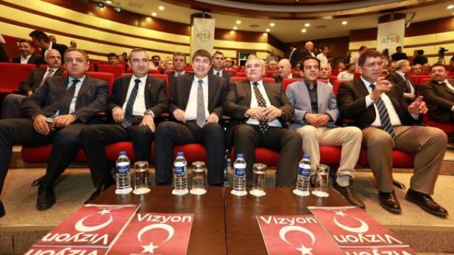 Antalyalı İşadamlarına Cumhurbaşkanı ve Başbakan'dan Geçmiş Olsun Dileği