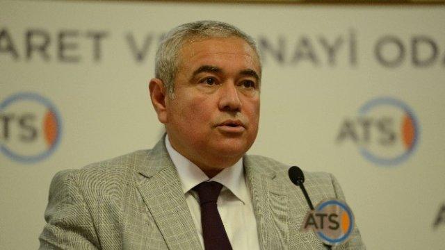 """Atso Başkanı Çetin: """"Antalya'da Son 1 Yılda 100 Bin Kişi Tarım İşini Bıraktı """""""