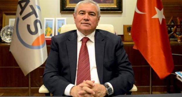 Atso Başkanı Davut Çetin'den Cumhuriyet Bayramı Mesajı