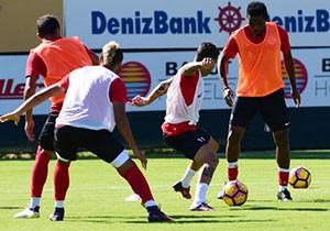 Antalyaspor'da Eto'o kupada oynamayacak