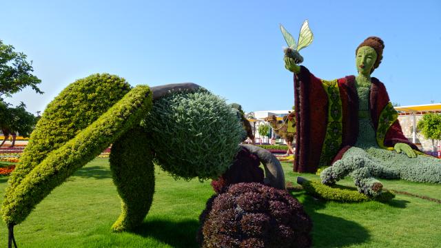 EXPO 2016 Antalya'da Ziyaretçi Sayısı 4 Milyona Koşuyor