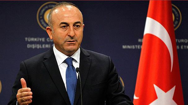 """Bakan Çavuşoğlu: """"Yunanistan'a Sığınan Darbecileri Getirmek İçin Çalışıyoruz"""""""
