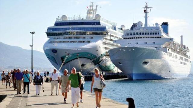 Kruvaziyer Seyahatlerinde Geçen Yıla Göre Yüzde 64'lük Düşüş Yaşandı