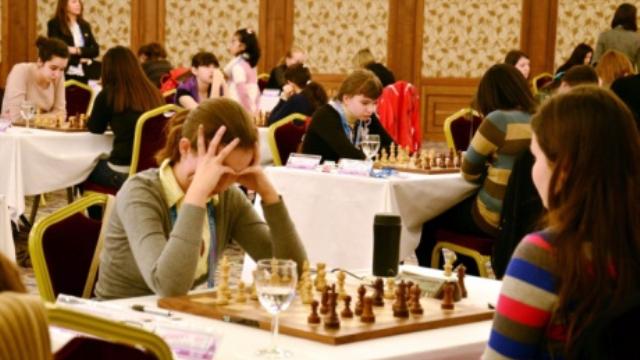 Kumluca'da Cumhuriyet Bayramı Satranç Turnuvası