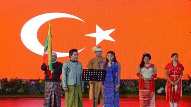 Myanmar Milli Günü Expo'da Kutlandı