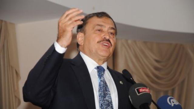 Orman ve Su İşleri Bakanı Eroğlu Antalya'da Açıklaması