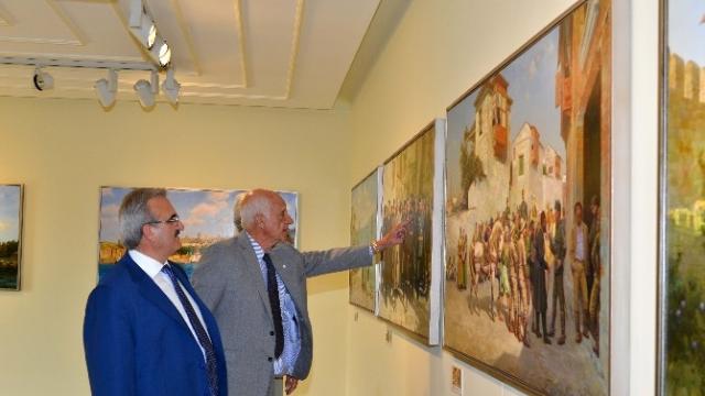 Vali Karaoğlu, Müze ve Eğitim Merkezinde İncelemelerde Bulundu
