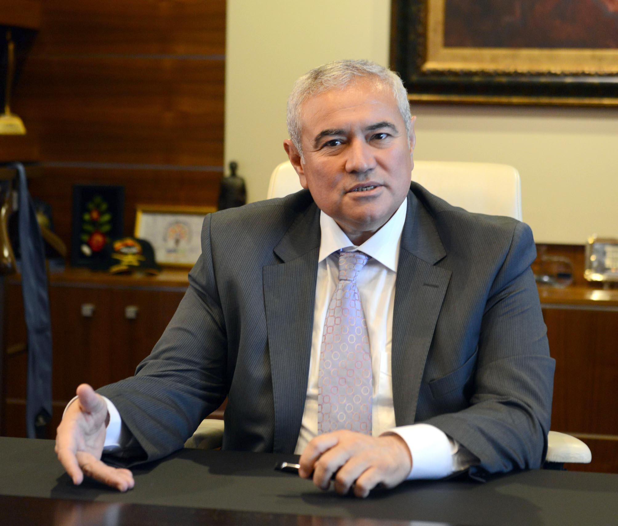 Atso Başkanı Çetin, Antalya'nın Kredi Performansını Değerlendirdi