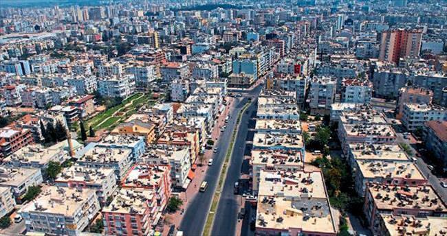 Antalya'da Kentsel Tasarım Çalışmaları