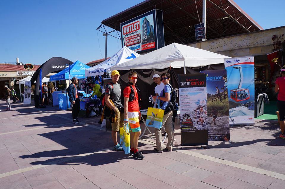 Kemer Kapadokya'da Tanıtım Atağında
